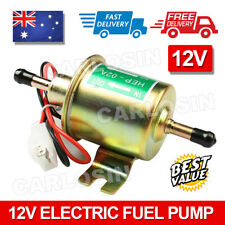 New Universal 12V Electric Fuel Pump Inline Diesel Petrol Low Pressure