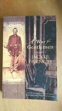 a war for gentlemen / jackie french / paperback