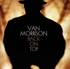 Van Morrison -  Back on Top EXILE/VIRGIN RECORDS CD 1999