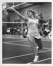 1970s Judianne Kelly Badmiton Champion Original News Service Photo