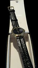 Movado Watch Presented by Donald Trump Casino 10 Years Outstanding Service W/Box