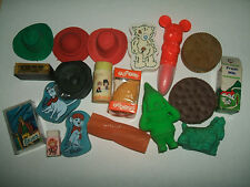 Vintage 1980s Collection of erasers rubbers gommes - Lot 14