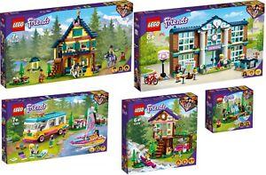 LEGO Friends Heartlake City Wald 41683 41682 41681 41679 41677 VORVERKAUF N7/21