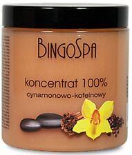 BingoSpa Cinnamon and Caffeine Body Slimming Anti Cellulite Concentrate 250g