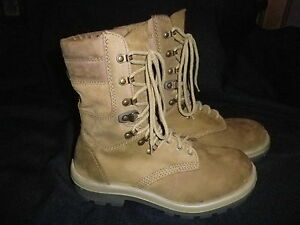 """295/104 (aus 11) Australian Army  Combat Boots LEATHER """"NEW"""""""