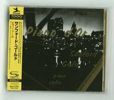 SANFORD GOLD Piano D'Or JAPAN CD UCCO-5219 2013 OBI s7003