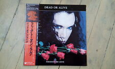 MAXI IMPORT JAPON AVEC OBI DEAD OR ALIVE - HOOKED ON LOVE / excellent état