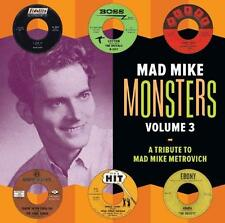 Surtout-Mad Mike Monsters vol. 3 LP * avalons * * Blonde Bomber * Norton