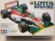 Lotus 107B Ford - Tamiya - 1/24 Scale - Plastic Kit - No.20038