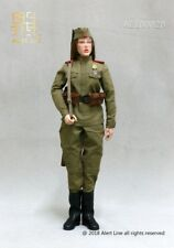 1/6 Alert line  AL100020 World War II female Soviet sniper Suit 12''  Figure
