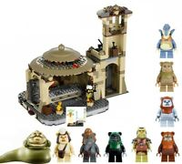 Parts For Star Wars 9516 Jabba's Palace