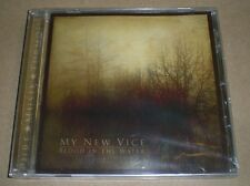 Blood In The Water My New Vice~SEALED~2007 Indie Hard Rock CD~FAST SHIPPING!!!
