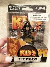 KISS Gene Simmons - The Demon Action Figure by Super Stars 2009
