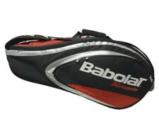 Excellent Babolat Team Tennis Racquet backpack black/red/white Insulated Clean