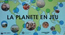 Jeu de société La Planète en Jeu - Orcades - Editeur du Tiers-Mondopoly