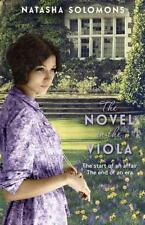The Novel in the Viola von Natasha Solomons (2011, Taschenbuch)
