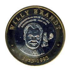 DEUTSCHLAND - Willy Brandt - 1913-1992 - ANSEHEN (12882/1449N)