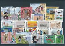 [G352815] Gambia good lot of stamps very fine MNH