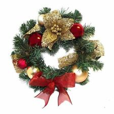 Mehrfarbige Weihnachts Adventskranz