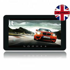 """NEW it® 10.1"""" UK TABLET PC ANDROID FAST QUAD CORE 1GB HDMI WIFI - BLACK"""