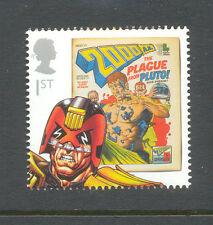 Famous Comics-Judge Dread neuf sans charnière Unique Grande-Bretagne - 2012-Zoom -