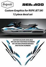 Seadoo RXPX Racing Graphics