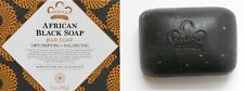ONE BAR 5 OZ- Nubian Heritage AFRICAN BLACK SOAP with Oats Aloe Vitamin E