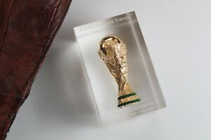 Official Participation Trophy FIFA World Cup 2006 Germany Team Workshop