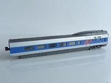 JOUEF JUNIOR REMORQUE D'EXTREMITE 1E CLASSE TGV ATLANTIQUE SANS AMENAGEMENT