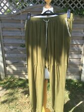 NEXT Womens Green Trousers size 14