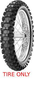 Scorpion MX Extra X Rear Tire 120/90-19R Bias Pirelli 2133600