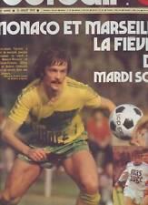 1978 france football 1685 DAHLEB  ST ETIENNE ALLEMAGNE
