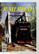 RAILFAN & RAILROAD MAGAZINE - September 2009