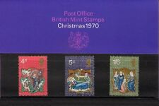 GB 1970 Christmas Presentation Pack 22
