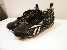 Reebok Hard Link Steel Cleat Shoes Athletic Metal Cleats Mens/Boys Size 8