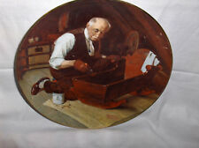Grandpas Gift`1987`1St Issue`Collectors Plate`Knowles-Free To Us