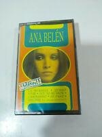 Ana Belen Versiones Originales Exitos - Cinta Cassette Nueva