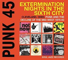 Soul Jazz Records Pr - Punk 45: Extermination Nights in the Sixth City [New Viny