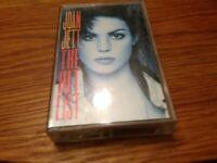 Joan Jett - The Hit List (cassette)