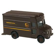 UPS United Parcel Service Diecast Die Cast P-600 Package Car Toy Truck