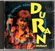 "DURAN DURAN - ""GEMINI""  (RARE ITALY IMPORT LIVE @ ACADEMY THEATRE N.Y.C. 1993)"