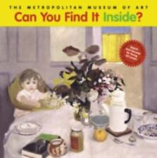 Can You Find It Inside? : Search and Discover for Young Art Lovers by Jessica S…