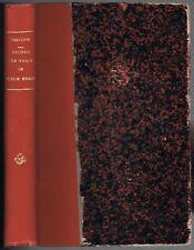 Propos de Table de Victor HUGO par son Secrétaire Richard LESCLIDE Éd Dentu 1885