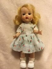 Vintage Nancy Ann Storybook Muffie Doll Straight Leg Walker 7�