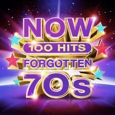 Now 100 Hits Forgotten 70s (CD, 2019, Now Twic)