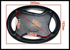 1pcs 6*9 inch Car audio speaker protection net cover Decorative circle Grille