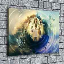 2887-A Wrinkle In Time Paintings HD Print on Canvas Home Decor Wall Art Poster