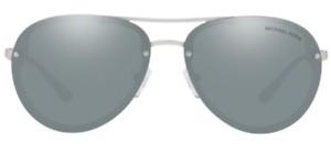 Michael Kors Sonnenbrille MK2101 39321U 60mm Abilene verspiegelt pilot MKH10_2 H