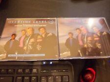 LEVEL 42 OVERTIME 2 CD SET