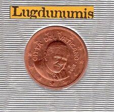 Vatican 2006 - 2 Centimes D'Euro - 85 000 exemplaires Provenant du BU RARE